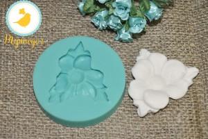 Cиликоновый молд  Цветок