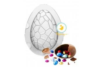 Поликарбонатная форма для шоколада Яйцо