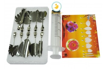 Набор инструментов для создания желе 3D №7 (J)