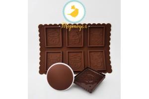 """Набор для печенья и шоколада """"Прямоугольник"""""""