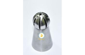 Насадка металлическая Воланы №9120
