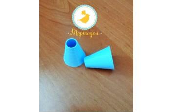 Насадка пластиковая №33 - Насадка кондитерская для отсаживания макаронс 10мм