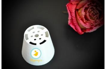 Насадка пластиковая №15 - Тюльпан нежный 6 лепестковый