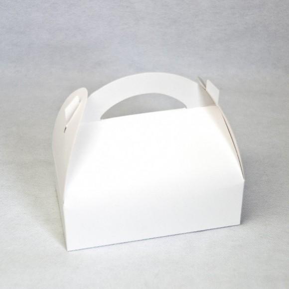 Коробка Сундучок 170х120х80 Белая.Купить в Харькове,Киеве по лучшей цене в интернет- магазине Тортодел