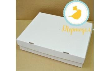 Упаковка на 24 кекса размер 47,5х32,1х9 см