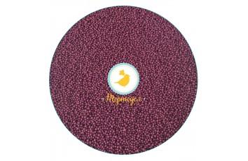 Нонпарель перламутровое темно-фиолетовое d-1мм 50 г