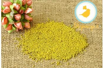 Сахарные шарики Золотые 1 мм, 20 г