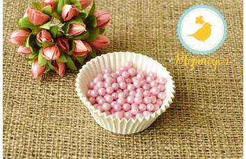 Жемчуг Розовый 5 мм, 100г