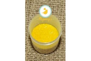 Блеск пищевой кондитерский Желтый 15г