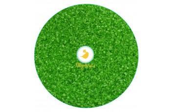 """Посыпка """"Сахарные кристаллы зеленые"""" 100 г"""
