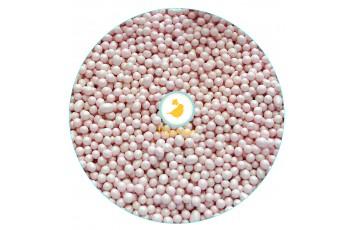 Жемчуг розовый Топ-продукт d-5 мм,100 г