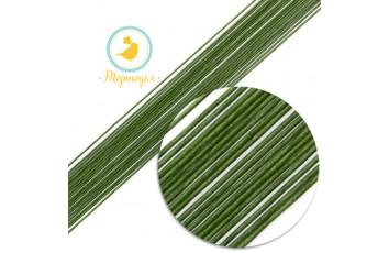 Проволока зеленая №20