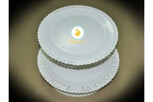 Подставка под торт (капкейки) 2 яруса