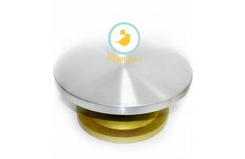 Подставка крутящаяся для работы с тортом 300*150 мм №2