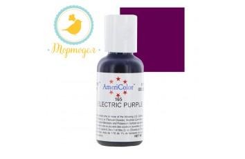 Краситель гелевый AmeriColor Электрический Пурпур 21г.
