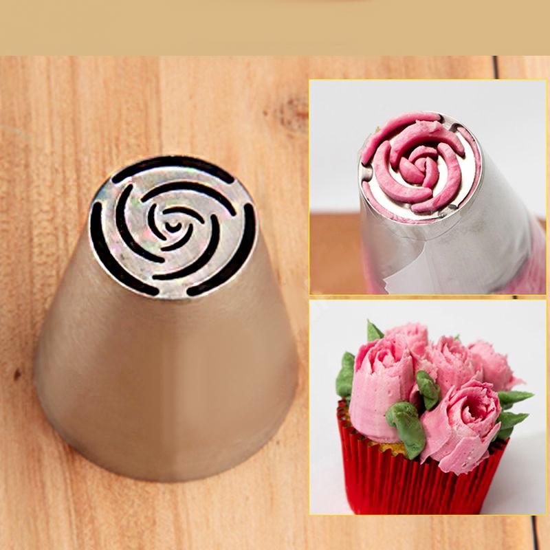 Розы на тортах из какого